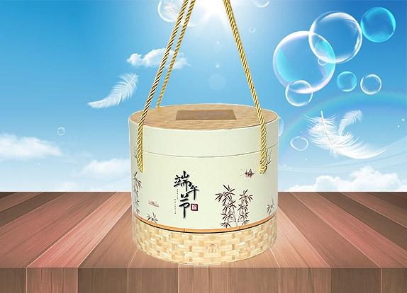 手工粽子盒