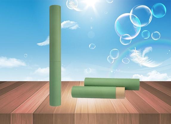 中山绿色纸管